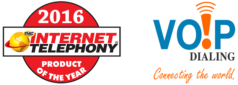2016 INTERNET TELEPHONY Product of the Year Award